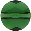 Swarovski 5052 Mini Round Bead Dark Moss Green 6mm