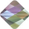 Swarovski 5054 Mini Rhombus Bead Crystal Paradise Shine 6mm