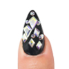Swarovski Crystals Nail Design Kit #518