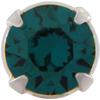 Swarovski 53203 Chaton Montees ss29 Emerald
