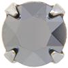 Swarovski 53203 Chaton Montees ss29 Light Chrome/Silver