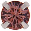 Swarovski 53201 Chaton Montees ss18 Vintage Rose