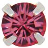 Swarovski 53201 Chaton Montees ss18 Rose