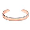 Swarovski Collections - Lakeside Cuff, Crystal, Rose Gold Plating
