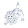 Swarovski Collections Labrador Puppy, Playing