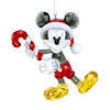 Swarovski Collections Mickey Mouse Christmas Ornament