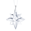 Swarovski Collection Crystal Christmas Small Star Ornament