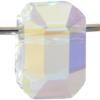 Swarovski 5514 Pendulum Bead Crystal AB 10x7mm