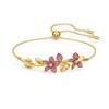 Swarovski Collections - Bracelet Tropical Bangle Light Multi Gold M