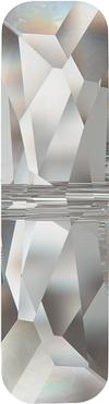 Swarovski 5534 Column Bead (Center Hole) Crystal 23.5x5mm