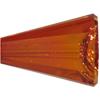 Swarovski 5540 Artemis Bead Crystal Red Magma 17mm