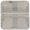 Swarovski 5624 Stairway Bead Crystal Silver Shade 10mm
