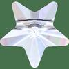 Dreamtime Crystal DC 5714 Star Bead Crystal AB 8mm