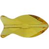 Swarovski 5727 Fish Bead Sunflower 14mm