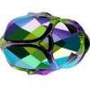 Swarovski 5728 Scarab Bead Crystal Scarabaeus Green 12mm