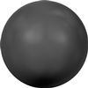 Swarovski 5809 No-hole Pearl Mystic Black 3mm