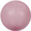 Swarovski 5810 Round Pearl Bead Powder Rose 3mm