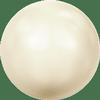 Dreamtime Crystal DC 5810 Crystal Round Pearl Light Creamrose 3mm