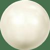Dreamtime Crystal DC 5810 Round Pearl Bead Creamrose 3mm