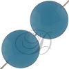 Swarovski 5810 Round Pearl Bead Turquoise 6mm