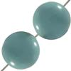 Swarovski 5811 Round Large Hole Pearl Bead Jade 14mm