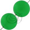 Swarovski 5810 Round Pearl Bead Neon Green 10mm