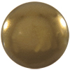 Swarovski 5817 1/2 Drilled Cabochon Pearl Antique Brass 10mm