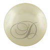 Swarovski 5818 1/2 Drilled Round Pearl Cream 8mm