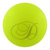 Swarovski 5818 1/2 Drilled Round Pearl Neon Yellow 8mm