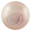 Swarovski 5818 1/2 Drilled Round Pearl Rosaline 8mm