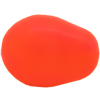 Swarovski 5821 Pear Shaped Pearl Bead Neon Orange 11x8mm