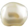 Swarovski 5840 Baroque Pearl Bead Cream 8mm
