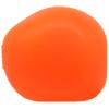 Swarovski 5840 Baroque Pearl Bead Neon Orange 10mm