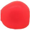 Swarovski 5840 Baroque Pearl Bead Neon Red 6mm