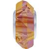 Swarovski 5929 BeCharmed Fortune Bead Crystal Astral Pink 14mm