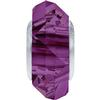 Swarovski 5929 BeCharmed Fortune Bead Amethyst 14mm