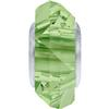 Swarovski 5929 BeCharmed Fortune Bead Peridot 14mm