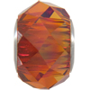 Swarovski 5940 BeCharmed Briolette Bead Crystal Red Magma 14mm