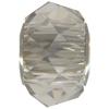 Swarovski 5940 BeCharmed Briolette Bead Crystal Silver Shade 14mm
