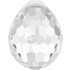Swarovski 6002 Disco Drop Pendant Crystal 10x7mm