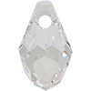 Swarovski 6007 Small Briolette Pendant Crystal 7x4mm