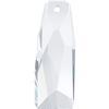 Swarovski 6019/G Petitie Crystalactite Pendant Crystal 35mm