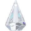 Swarovski 6022 Xirius Raindrop Pendant Crystal 24mm