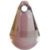 Swarovski 6026 Cabochette Pendant Crystal Lilac Shadow 13mm