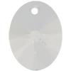 Swarovski 6028 Xilion Oval Pendant Crystal 12mm