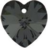 Swarovski Crystal Heart Shaped Pendants 6228