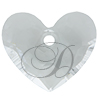 Swarovski 6264 Truly in Love Heart Pendant Crystal 18mm