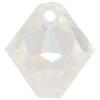 Swarovski 6328 Top Drilled Xilion Bicone Pendant Crystal AB 6mm