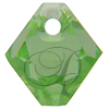 Swarovski 6301 Top Drilled Bicone Pendant Peridot 8mm