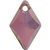 Swarovski 6320 Rhombus Pendant Crystal Lilac Shadow 14mm